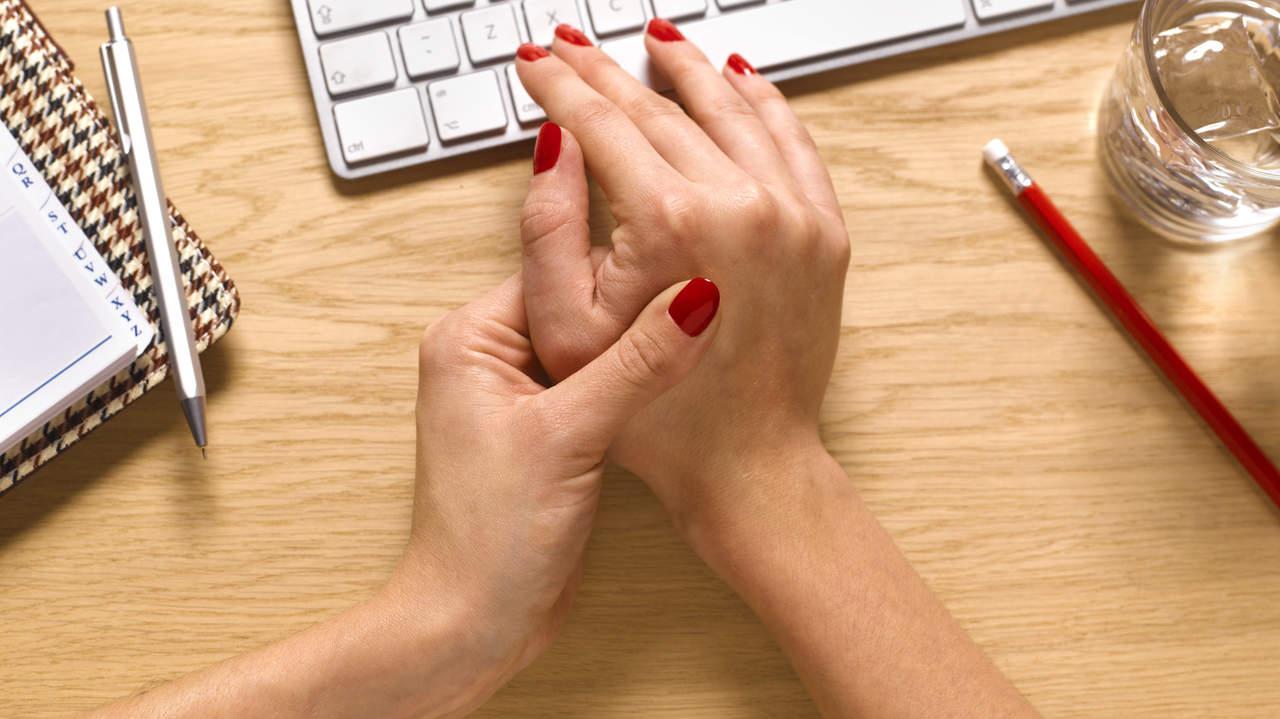 تأثیر موس ارگونومی مناسب بر روی دست