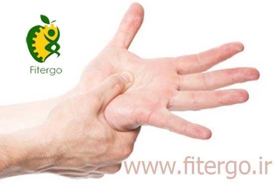 کاربرد موس ارگونومی در درمان مچ درد