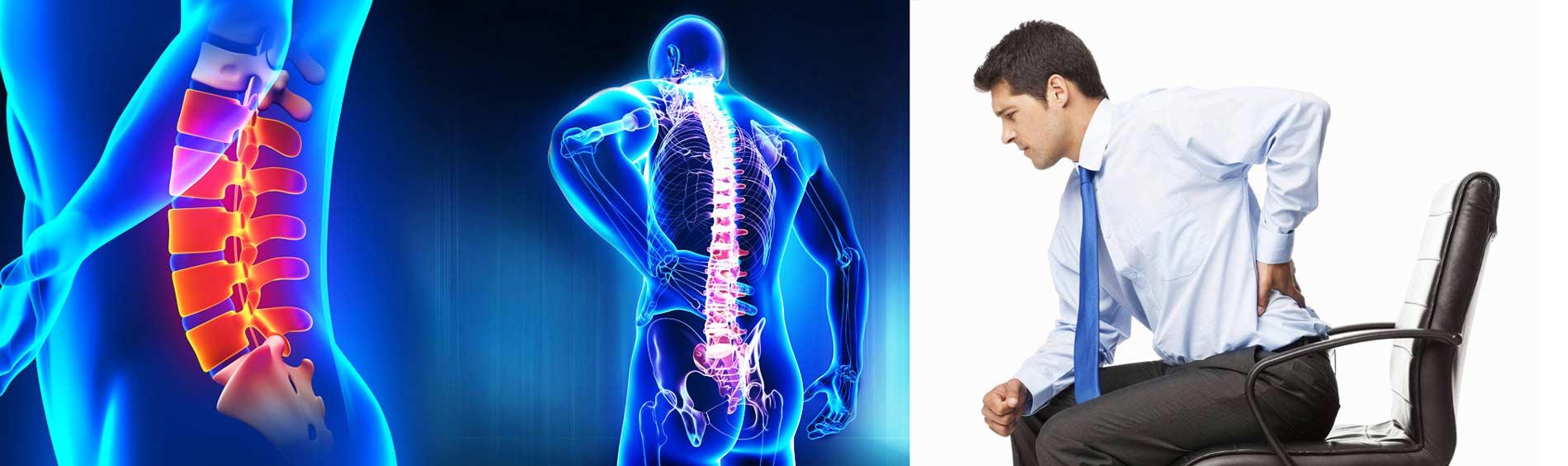 پشتی طبی ماساژوردار برای درمان کمردرد