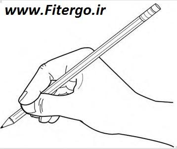 ارگونومی دست خط