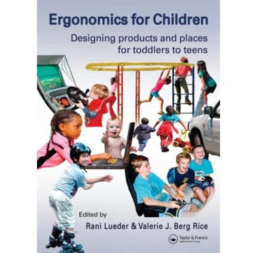 کتاب ارگونومی برای کودکان فیت ارگو جلد اول