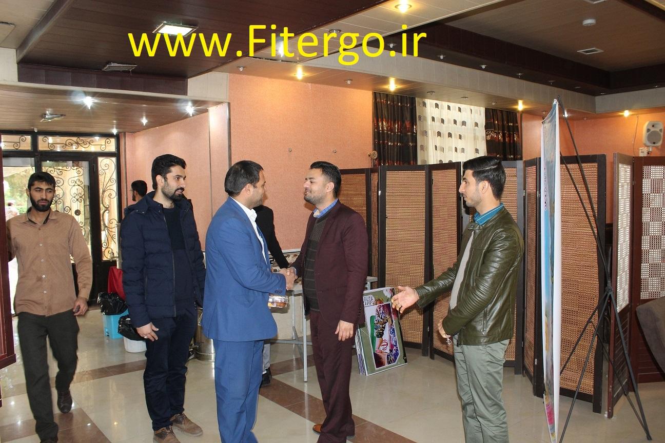 حضور فیت ارگو در جشنواره جهادگران علم و فنآوری خراسان جنوبی