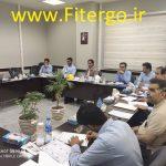 برگزاری کارگاه رعایت اصول ارگونومی در محیط های اداری برای کارکنان پتروشیمی مرجان